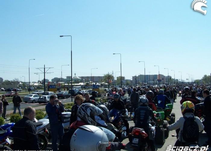 Ogolnopolskie Otwarcie Sezonu Motocyklowego Bemowo 2009 1