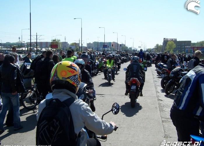 Ogolnopolskie Otwarcie Sezonu Motocyklowego Bemowo 2009 2