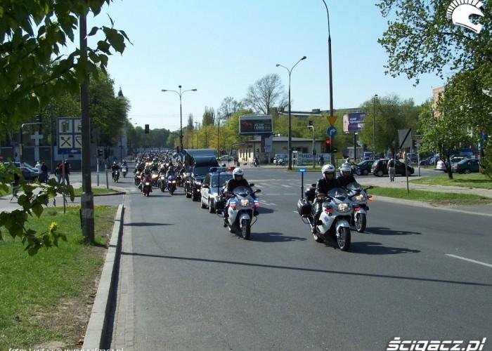 Ogolnopolskie Otwarcie Sezonu Motocyklowego Bemowo 2009 3