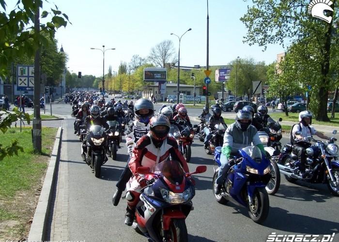 Ogolnopolskie Otwarcie Sezonu Motocyklowego Bemowo 2009 4