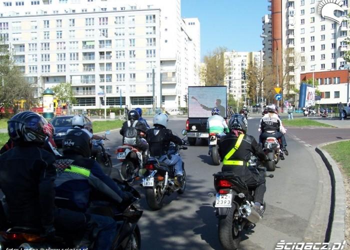 Ogolnopolskie Otwarcie Sezonu Motocyklowego Bemowo 2009 5