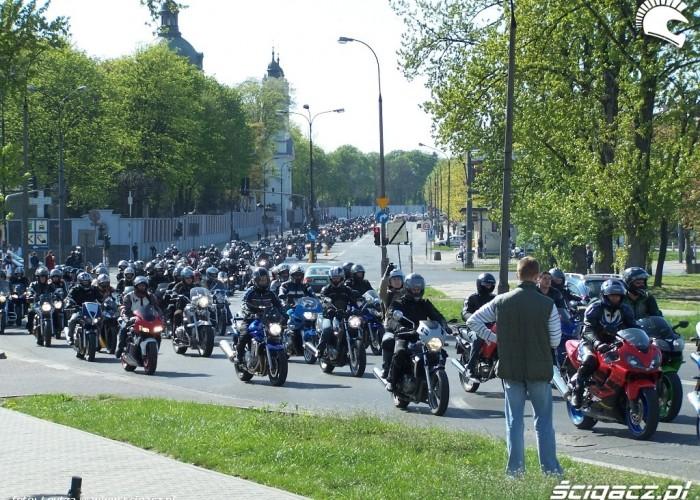 Ogolnopolskie Otwarcie Sezonu Motocyklowego Bemowo 2009 6