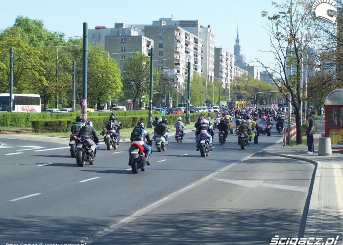 Ogolnopolskie Otwarcie Sezonu Motocyklowego Bemowo 2009 7