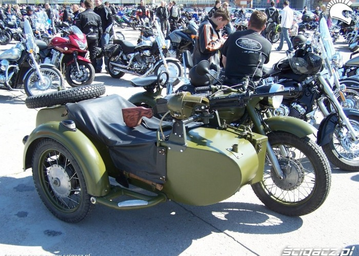 Otwarcie Sezonu motocyklowego Bemowo 2009