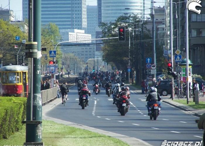 Parada Motocyklistow Warszawa 2009 3