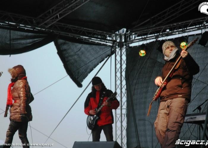 Farba - koncert parada motocyklistow - mikojakow trojmiasto 2010