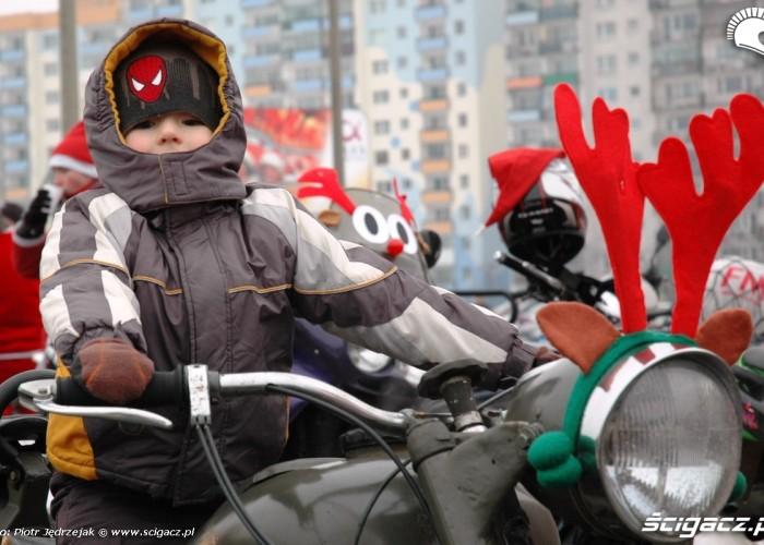 chlopeic na motocyklu motomikolaje w gdyni spocie i gdansku 2010