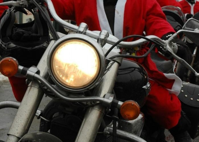 dzieciak na chopperze motomikolaje w gdyni spocie i gdansku 2010