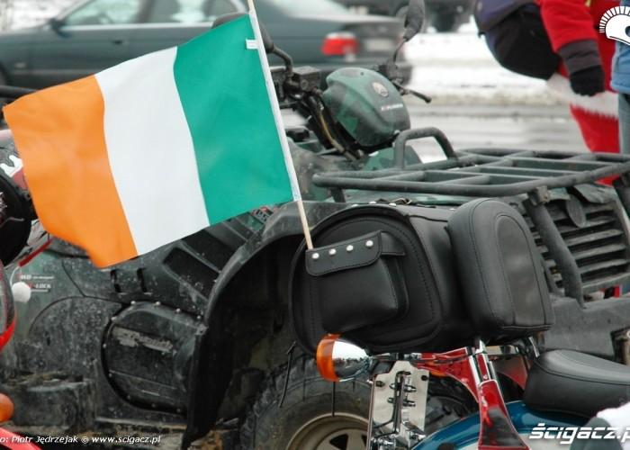 irlandia  motomikolaje w gdyni spocie i gdansku 2010