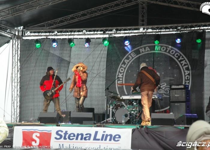 koncert zespolu parada motocyklistow - mikojakow trojmiasto 2010