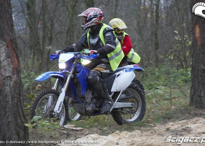 motocyklowa LXII pogon za lisem pionki 2008 a img 0123