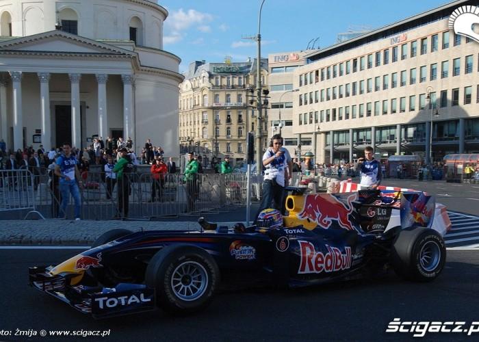 Formula 1 Plac Trzech Krzyzy