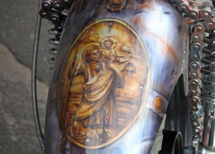 Jasna Gora blotnik custom