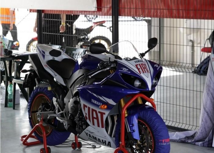 Race track slovakia ring garaze