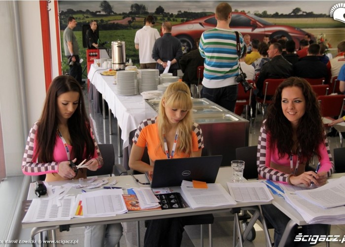 Race trackslovakia ring hostessy