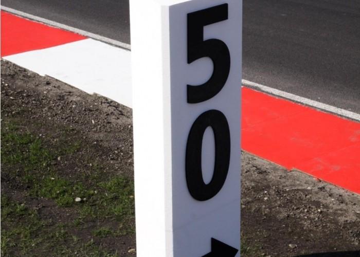 Race trackslovakia ring oznaczenie toru