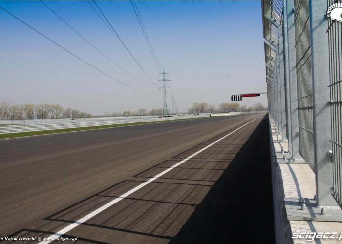 Race trackslovakia ring prosta startowa