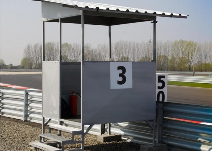 Race trackslovakia ring stanowisko sedziow wirazowych