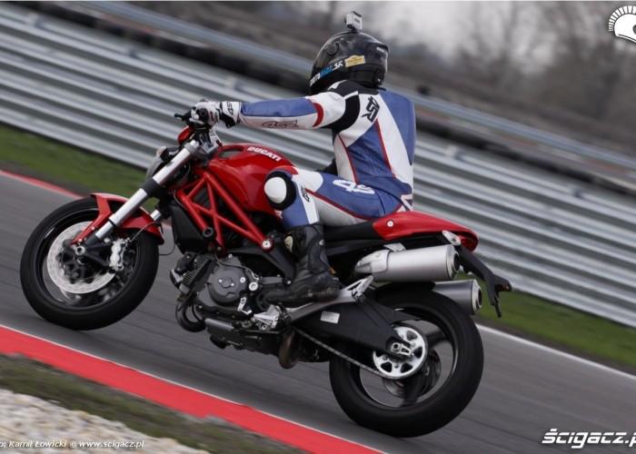 slovakia ring Ducati Monster