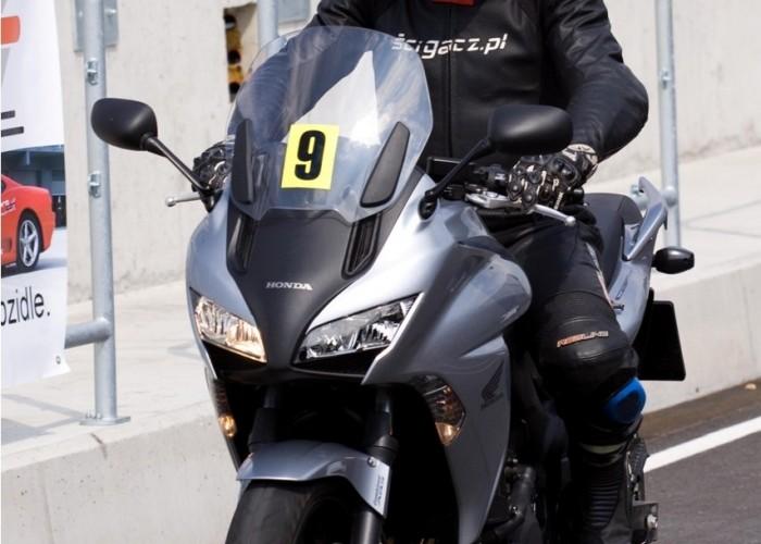 slovakia ring Honda CB