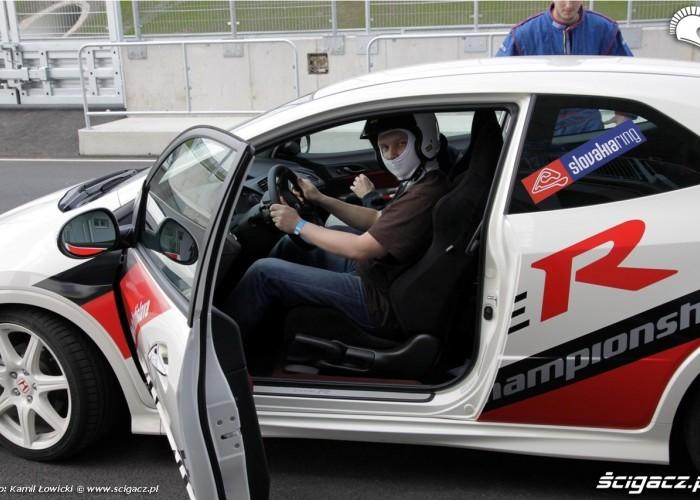 slovakia ring Samochody testowe