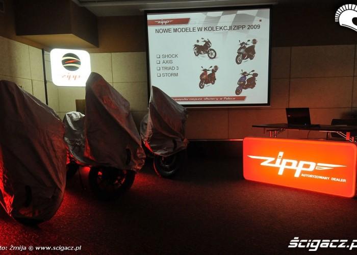 Nowe modele kolekcji Zipp 2009