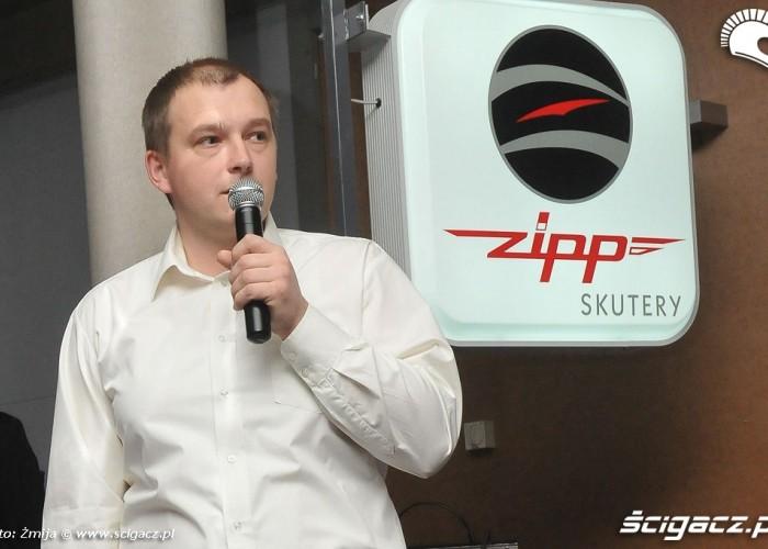 Zipp skutery prezentacja