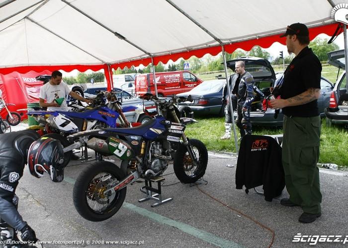 bdsm namiot bilgoraj supermoto motocykle 2008 c mg 0001