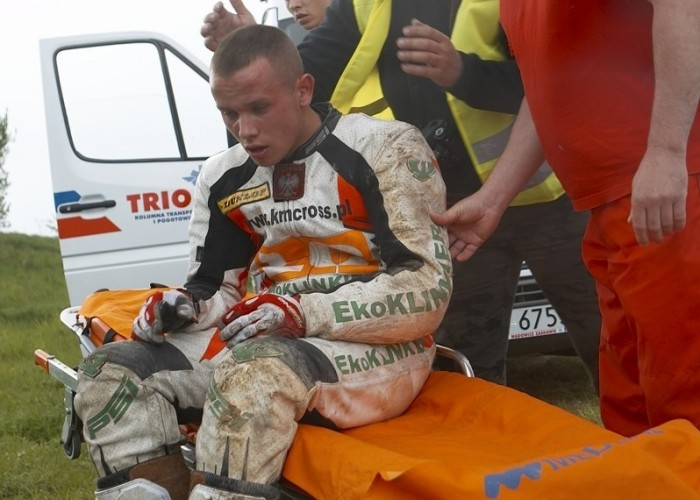 kaczorowski karetka lublin supermoto motocykle 2008 b mg 0232