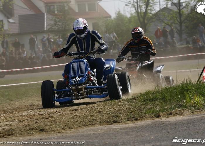 borkowski prowadzi bilgoraj supermoto quad 2008 d mg 0412