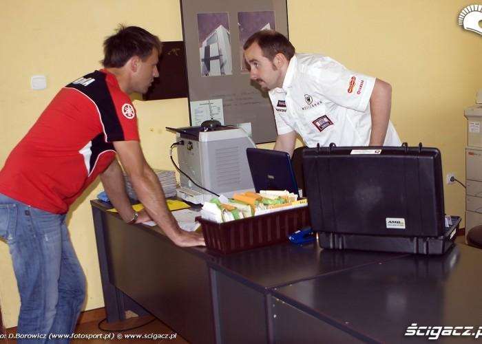 biuro trening yamaha pawelec tor poznan 2009 f mg 0105