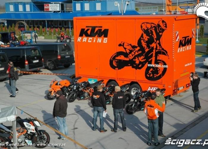 naczepa KTM