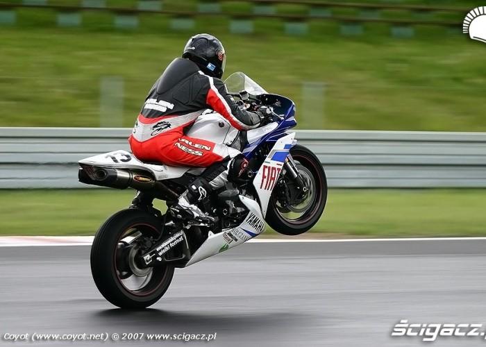 Wheelie R1 Cup