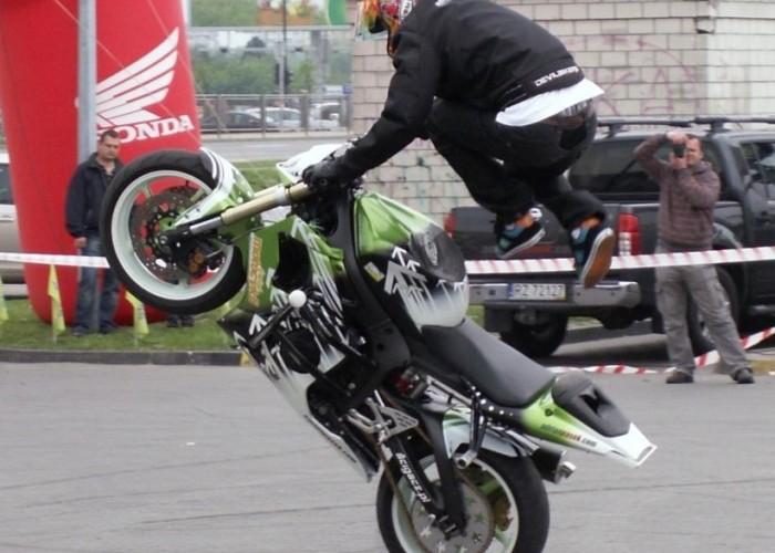 adrian lata za moto motocyklowa niedziela BP 2010
