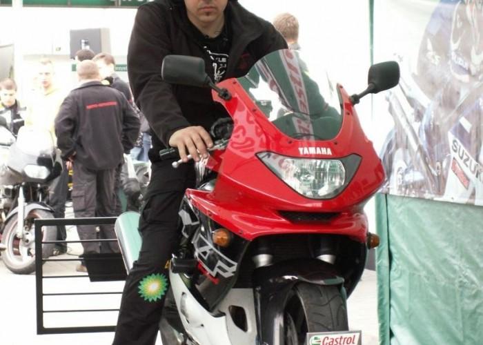 hamowanie sprzeta motocyklowa niedziela BP 2010