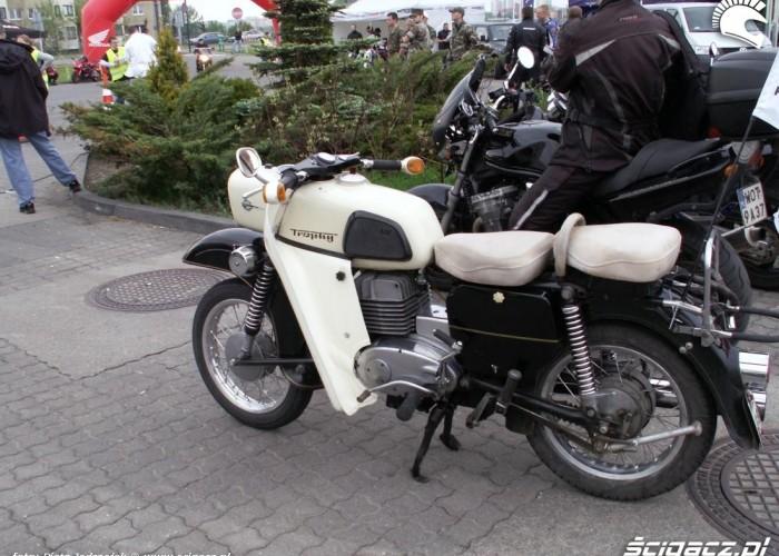 najstarszy motocykl motocyklowa niedziela BP 2010