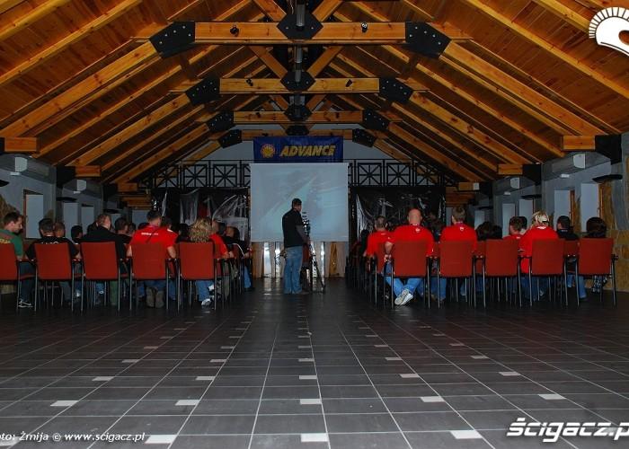 Ducati Mszczonow konferencja