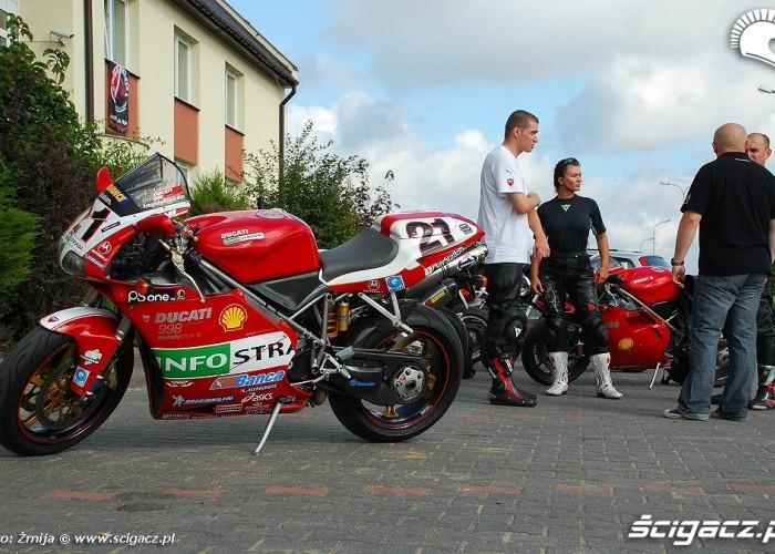 Ducati spotkanie fanow marki