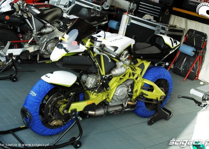Ducati WDW 2010 Bimota is welcome