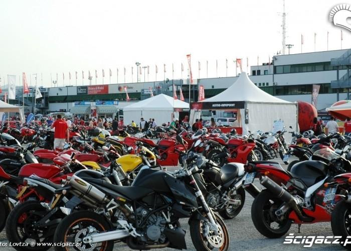 Ducati WDW 2010 motocykle