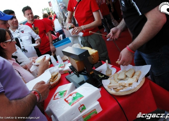 Ducati WDW 2010 specjaly szwajcarskie