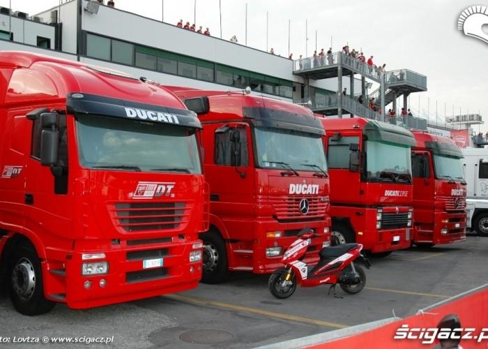 WDW 2010 Team Ducati