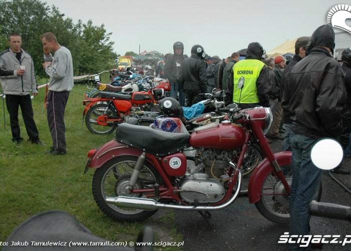weteran motocykle zaplecze