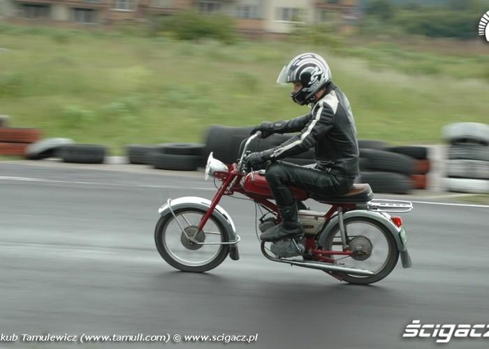 weteran motorower lublin
