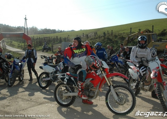 Yamaha Offroad Experience 2010