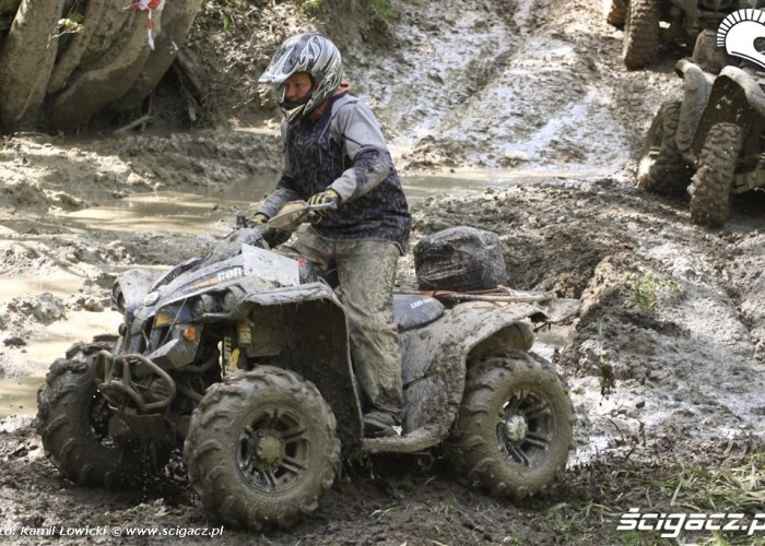 Can Am Yamaha Offroad Experience Bieszczady Baligrod