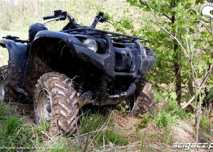 Grizzly Yamaha Offroad Experience 2011
