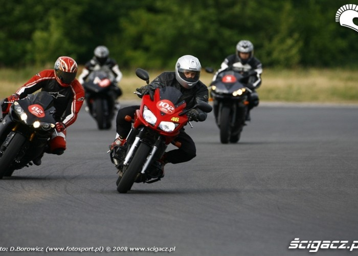 jada motocykle yamaha riding experience 2008 poznan b mg 0380