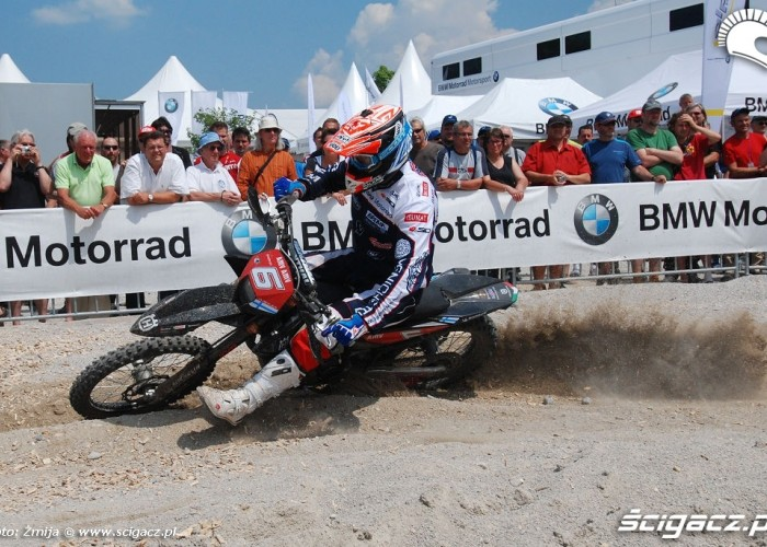 BMW Motorsport offroad Team