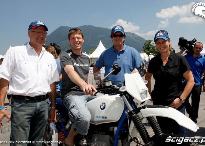 BMW konkurs GS